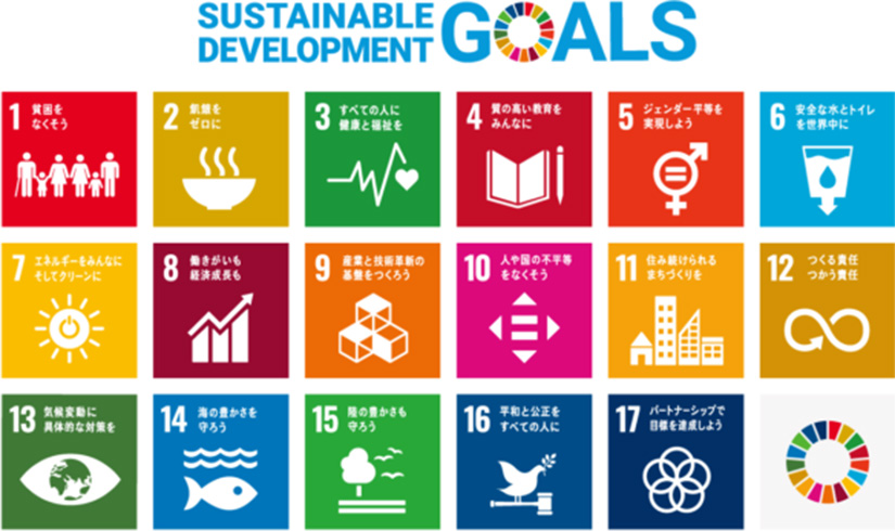 Copywriting and creative work for the UN's Sustainable Development Goals
